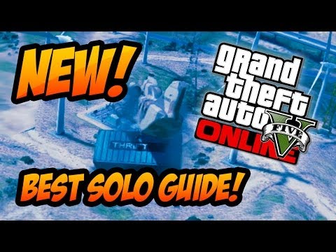 "GTA 5 Online – Best Solo Easy Money ""Make Money"" Guide After The High Life Update! (GTA 5 DLC)"