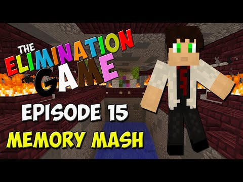 Minecraft Gameshow - The Elimination Game #15 - Memory Mash