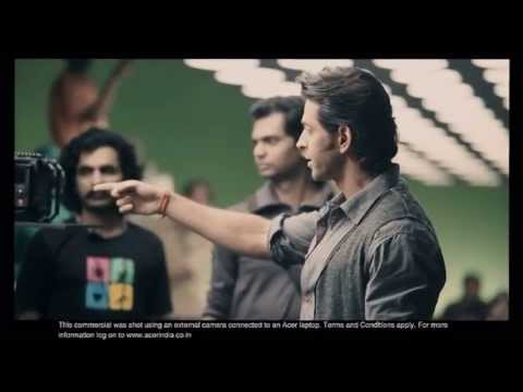 Video Hrithik Roshan - Acer Laptop TVC | Beyond the Obvious [in full HD] download in MP3, 3GP, MP4, WEBM, AVI, FLV January 2017