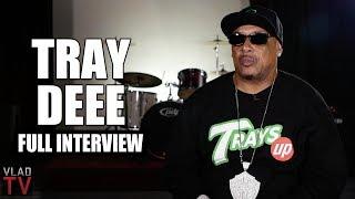 Tray Deee on Mob James, Death Row, 2Pac, Orlando, Tekashi 6ix9ine (Full Interview)