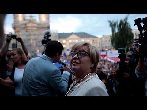 Polen schickt oberste Richter in Zwangsruhestand