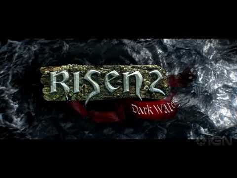 Hispasolutions - Risen 2: Dark Waters carátula DVD PC cd key