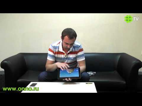 Видео - Планшет Acer Iconia Tab A511 32Gb Black HT.HA3EE.001