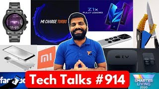 Tech Talks #914 - Vivo Z1x Launch, Pixel 4 90Hz, Xiaomi 100M, Chandrayaan 2 Landing, OnePlus TV
