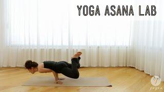 Video Yoga Asana Lab: Arm Balances (Crow, Side Crow, Peacock) MP3, 3GP, MP4, WEBM, AVI, FLV Maret 2018