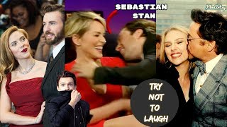Video Avengers: Infinity War Cast Continuously Flirting & Being Perverts - Try Not To Laugh 2018 MP3, 3GP, MP4, WEBM, AVI, FLV Oktober 2018