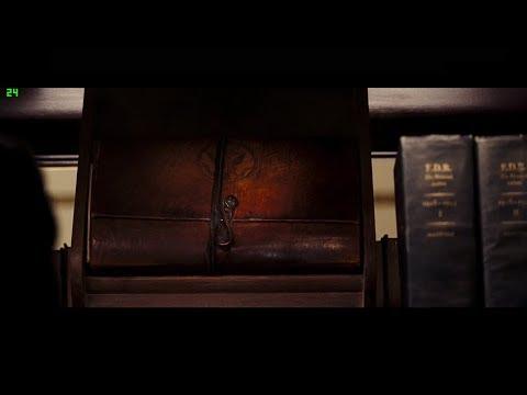 National Treasure: Book of Secrets (2007) The President`s book