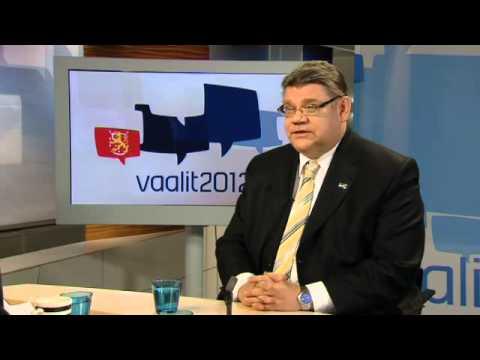 Timo Soini presidentinvaalitentissä tekijä: BergableYo