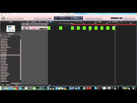 How to Make a Drop in LOGIC PRO X