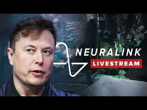 Bekijk de HELE live Neuralink-demonstratie van Elon Musk