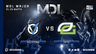 VGJ.Storm vs OpTic, MDL NA, game 2 [Mortalles]