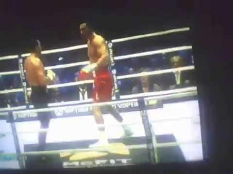 boxe mondiale massimi: klitschko vs pulev 15/11/2014