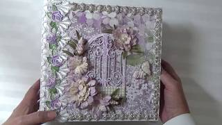 This is a custom order mini album. For information on ordering a custom album, please email me at capecodcheryl@yahoo.com ...