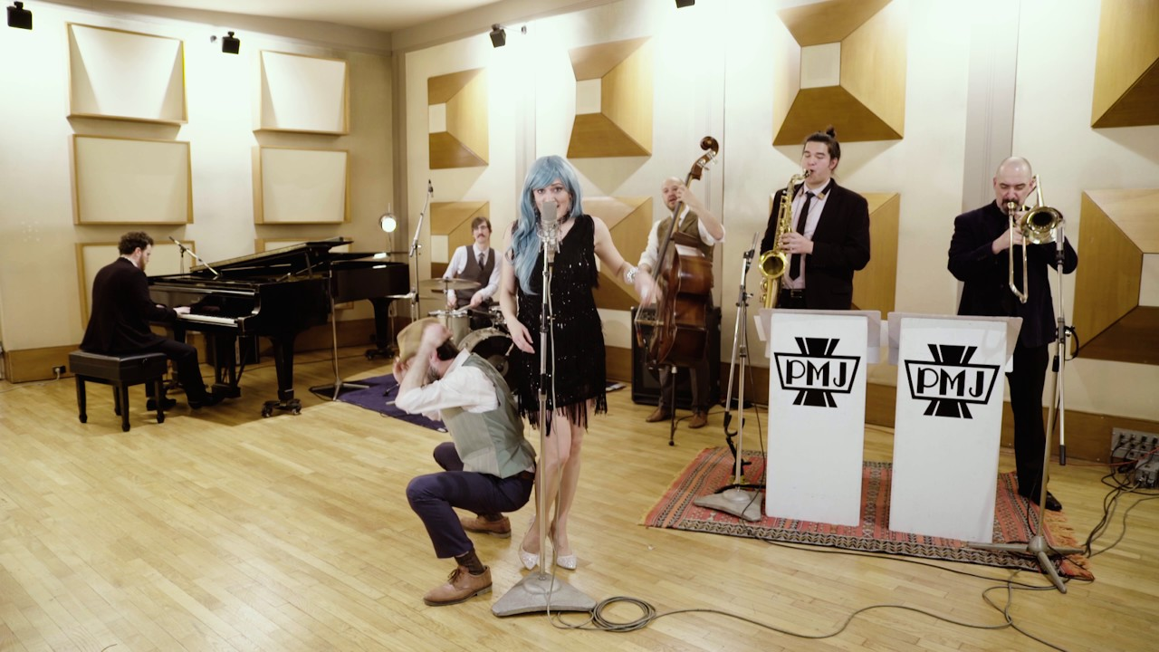 Thong Song – Postmodern Jukebox 1930s Jazz Version ft. Ariana Savalas