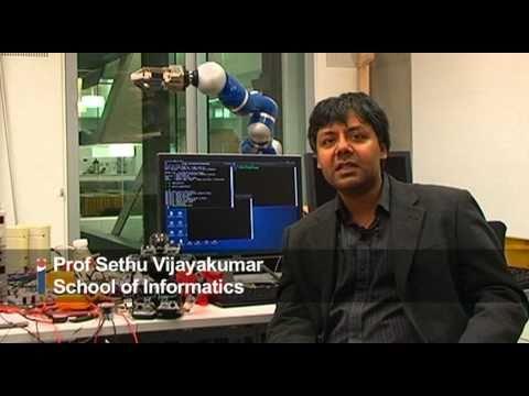 Forschungsprofile: Sethu Vijayakumar