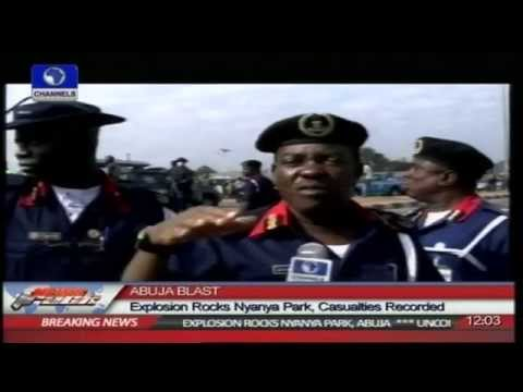 Videos Of Nyanya Bomb Blast, Abuja.