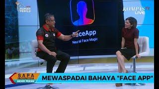 "Video Dialog: Mewaspadai Bahaya ""Face App"" MP3, 3GP, MP4, WEBM, AVI, FLV September 2019"