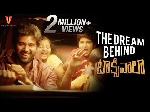 Taxiwaala Official The Dream Behind