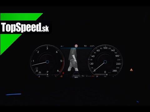 Volkswagen Touareg Night Vision - TopSpeed.sk