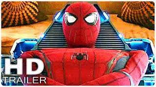 Video SPIDER MAN HOMECOMING New Trailer 3 (Extended) 2017 MP3, 3GP, MP4, WEBM, AVI, FLV Mei 2017