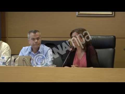 Στην ΠΕΔ-ΚΜ η αν.υπουργός Εργασίας Ράνια Αντωνοπούλου
