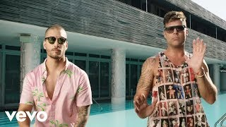 Download lagu Ricky Martin - Vente Pa' Ca (Official Video) ft. Maluma Mp3