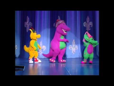 Capitulo 5 de 6 del Show de Barney Castillo Musical Full HD en Español