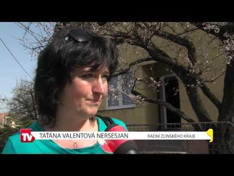 TVS: Zpravodajství Uherský Brod - 8.4.2016