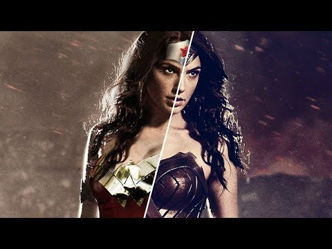 The Untold Truth Of Wonder Woman's Costume