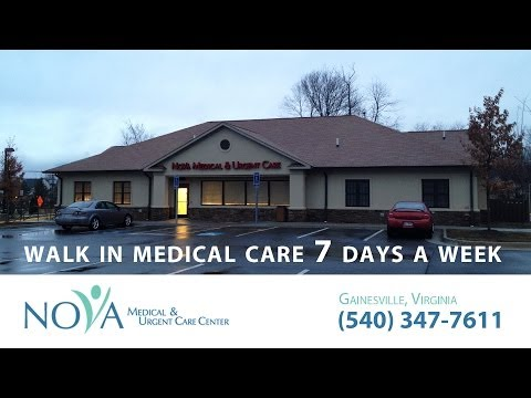 Urgent Care Gainesville – Nova Medical & Urgent Care Center