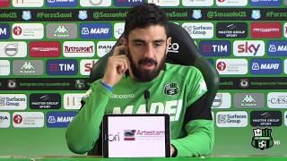 Sassuolo, Francesco Magnanelli in vista del match contro il Bologna