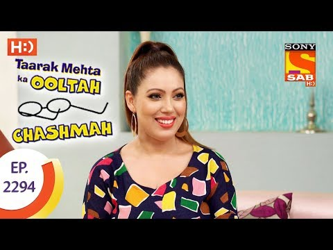 Taarak Mehta Ka Ooltah Chashmah - तारक मेहता - Ep 2294 - 19th September, 2017