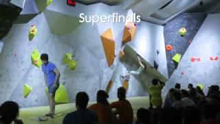 Boulderbar Vienna Blockgfrasta - Superfinals 2015 by Psyched Bouldering