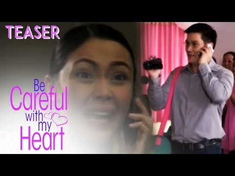 "WEDNESDAY po sa ""BE CAREFUL WITH MY HEART"""