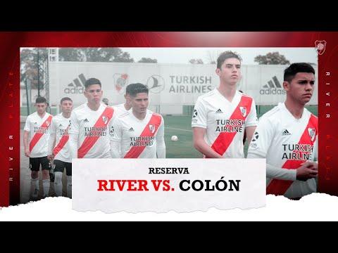 River vs. Colón [Reserva - EN VIVO]