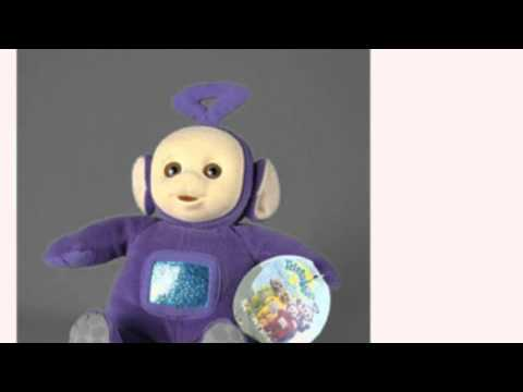 Video Video review of the Teletubbies Tinky Winky 8 Plush