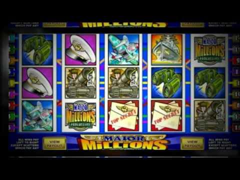 Major Millions Slots Pokies Jackpot Game