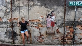 Video Penang & Georgetown Malaysia Travel Guide, Little India, Penang Hill, Street Art, Clan Jetties MP3, 3GP, MP4, WEBM, AVI, FLV Agustus 2018