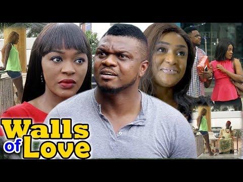 "NEW MOVIE ""WALLS OF LOVE "" SEASON 1&2 - Ken Erics/Chacha Eke New Moviee 2019 Latest Nigerian Movie"