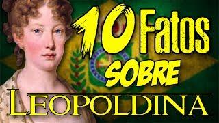 """Fala, Brasil! TV Imperial no ar e hoje novo vídeo do quadro #10FATOS, aquele quadro em que falo sobre 10 fatos pouco conhecidos. E dessa vez vamos com #10FATOS sobre a nossa Imperatriz Dona Leopoldina.Conheça a loja online da VON REGIUMhttps://goo.gl/1OCd9WSegue lá 😎✯ Facebook: https://goo.gl/lLOs9T✯ Google+: https://goo.gl/G6S4YF♛ FONTES:★Carlos Oberacker """"A Imperatriz Leopoldina - Sua Vida e Sua Época"""";★Gloria Kaiser. Um diário especial: Leopoldina, princesa da Áustria, imperatriz do Brasil;★Entrevista da historiadora Valdirene do Carmo Ambiel ao jornal """"Estadão""""."""
