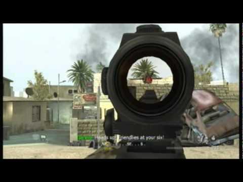 Call of Duty : Modern Warfare Wii