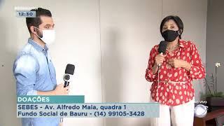 Fundo Social de Solidariedade de Bauru dá início a arrecadação de doações de cobertores