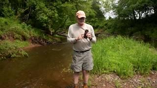 Sampling Rock and Marsh creeks