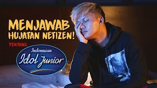 Video RIZKY FEBIAN MENJAWAB HUJATAN NETIZEN TENTANG #Indonesianidoljunior MP3, 3GP, MP4, WEBM, AVI, FLV September 2018