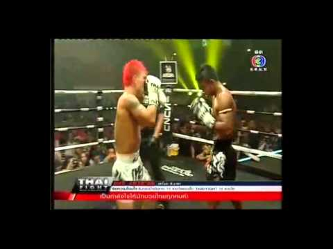 Nishikawa - Buakaw por pramuk vs Tomoyuki Nishikawa on Thai Fight 2012 - November 25 Muay Thai equipment store - Shorts, Gloves, Shin guards and much more: http://bit.ly...