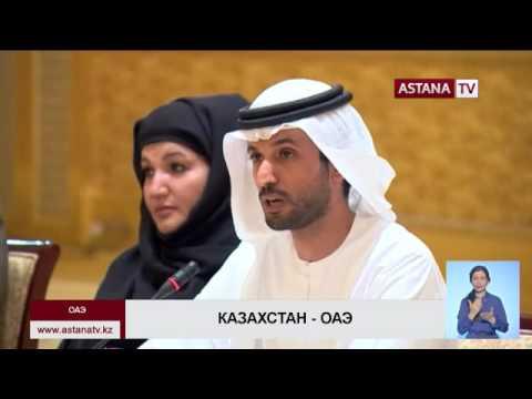 Казахстан готов передать индустриальные зоны в управление эмиратским компаниям (видео)