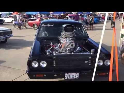 Chevy Malibu SS 427 supercharged