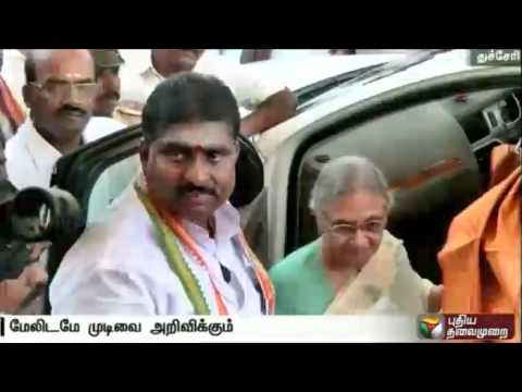 Puducherry-Congress-observers-in-discussion-regarding-selection-of-chief-minister