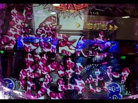 ピンク豹柄のぎこちなさwでも疑似連音はサイコー♪安芸奥の細道殺人事件CR火曜サスペンス劇場タイヨーエレック