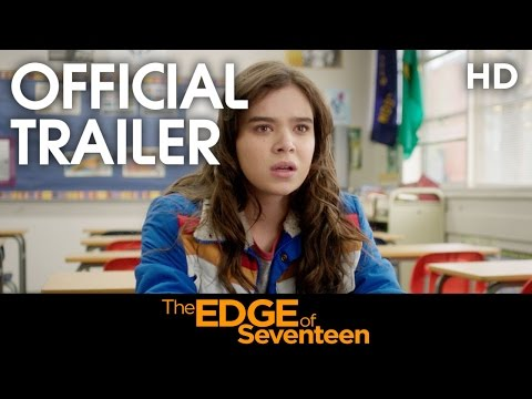 The Edge of Seventeen (2017) Official Trailer [HD]